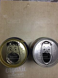 空き缶アート   霜降り⁉️の写真・画像素材[3123907]