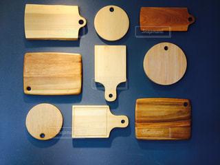 木製カッティング ボードの写真・画像素材[1366323]
