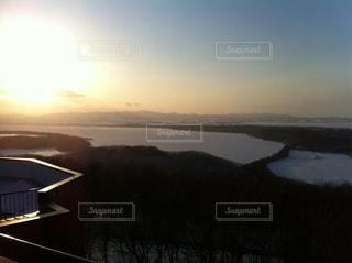 夕日の写真・画像素材[1367131]