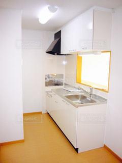 キッチンのビューの写真・画像素材[1368836]