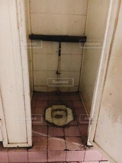 ニーハオトイレの写真・画像素材[1649137]