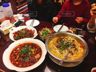 中国の会食の写真・画像素材[1649138]