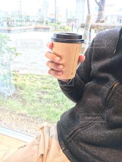 カフェで休憩の写真・画像素材[1723056]