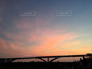 夕焼空の写真・画像素材[1339283]