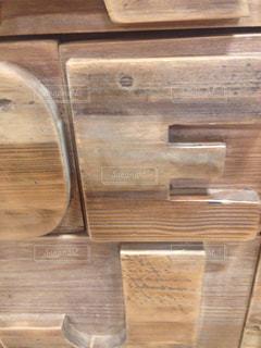 木製の箱の写真・画像素材[1362870]