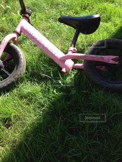 自転車の写真・画像素材[1581291]