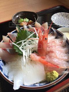 海鮮丼の写真・画像素材[1383060]