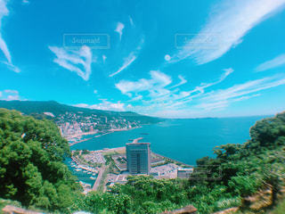 熱海の絶景の写真・画像素材[1335278]