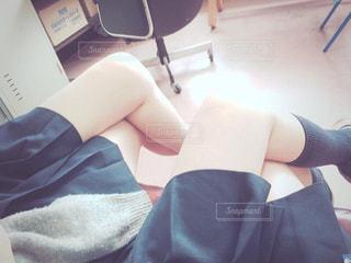 女子高生の写真・画像素材[1364847]