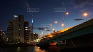 福岡タワー夜景の写真・画像素材[1335418]