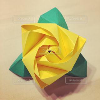 黄色バラあなたにの写真・画像素材[1338207]