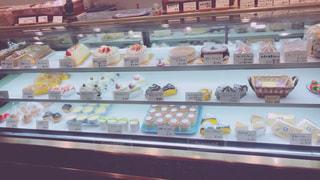 ケーキ屋さんの写真・画像素材[1550666]