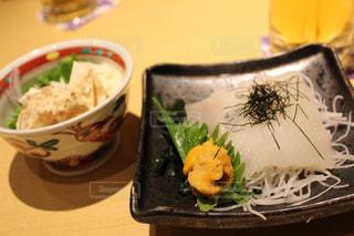 小樽で食べたランチの写真・画像素材[1557163]