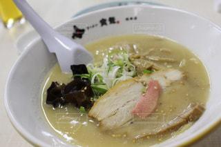 北海道で食べたラーメンの写真・画像素材[1557265]