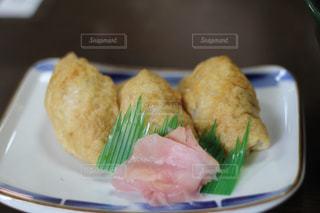 京都で食べたいなり寿司の写真・画像素材[1558173]