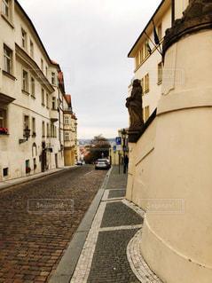 チェコの街並みの写真・画像素材[1573416]