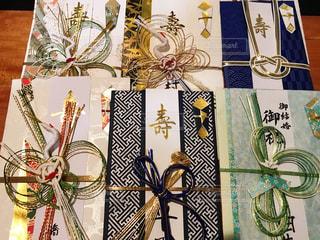 ご祝儀袋の写真・画像素材[1609199]