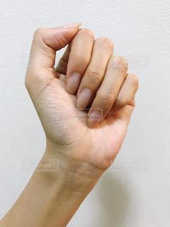 女性の手のアップの写真・画像素材[1621355]