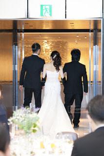 結婚式中座の写真・画像素材[1624297]