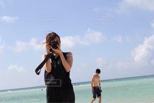 石垣島のビーチの写真・画像素材[1629588]
