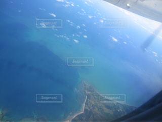空から見たボラカイ島の写真・画像素材[1686447]