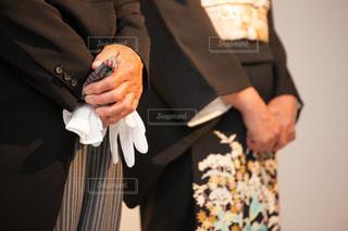 結婚式 両親への手紙のシーンの写真・画像素材[1735374]