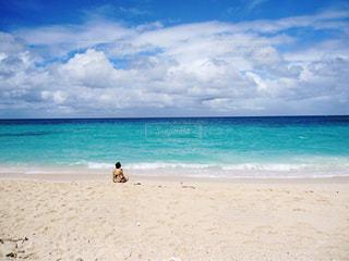 フィリピン ボラカイ島のビーチの写真・画像素材[2019561]