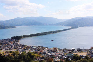 日本三景 天橋立の写真・画像素材[2077952]