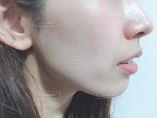 女性の素肌の写真・画像素材[2144629]