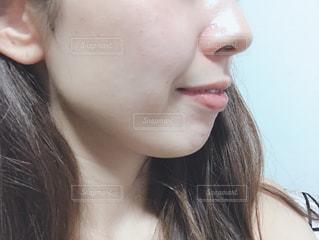 女性の素肌の写真・画像素材[2144634]