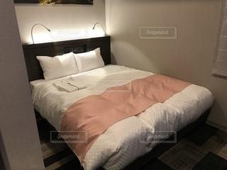 ビジネスホテルの一室の写真・画像素材[2147652]