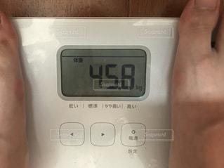 体重計の写真・画像素材[2235261]