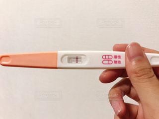 妊娠検査薬 陰性の写真・画像素材[2277828]