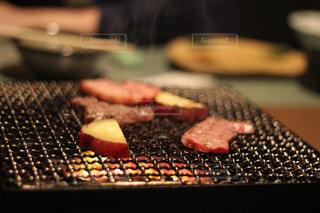 温泉旅館の夕食の写真・画像素材[2391714]