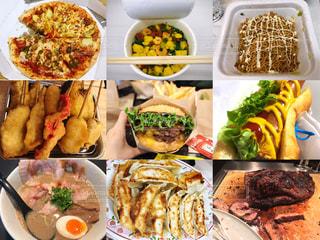 不健康な食生活の写真・画像素材[2477612]