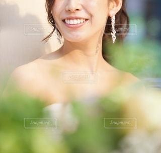 笑顔の女性の写真・画像素材[2559887]