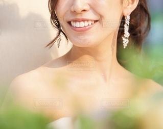 笑顔の女性の写真・画像素材[2559889]