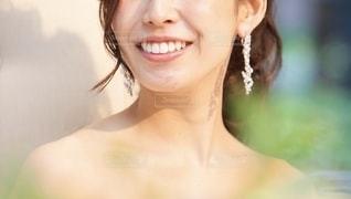 笑顔の花嫁の写真・画像素材[2560576]