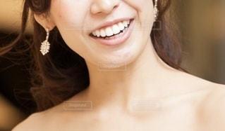 笑顔の花嫁の写真・画像素材[2579161]
