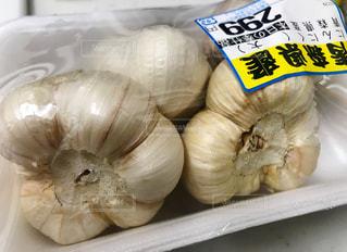 青森県産にんにくの写真・画像素材[2627746]