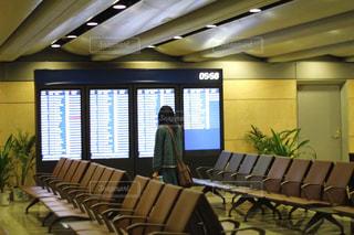 国際線ターミナルの写真・画像素材[2915439]