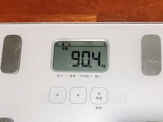 体重計の写真・画像素材[2971616]