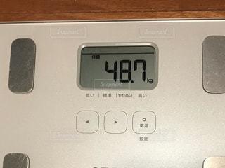 体重計の写真・画像素材[2989312]