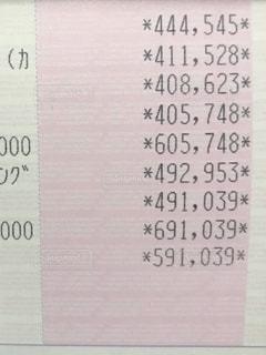 貯金通帳の写真・画像素材[3380252]