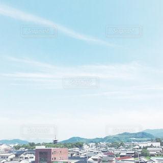 夏の空の写真・画像素材[1342891]