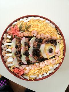 鯉のぼりチラシ寿司の写真・画像素材[1338735]