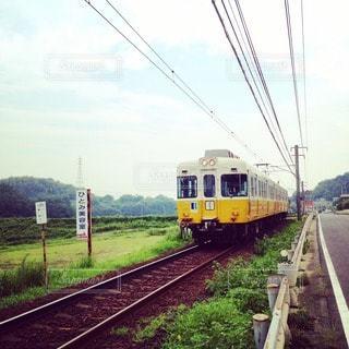 電車の写真・画像素材[71534]