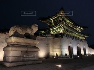 ソウル光化門。の写真・画像素材[1347126]