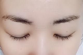顔のパーツの写真・画像素材[1366634]