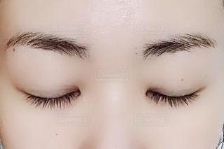顔のパーツの写真・画像素材[1366635]